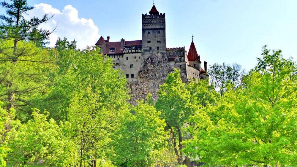 נפלאות הקרפטים רומניה 360