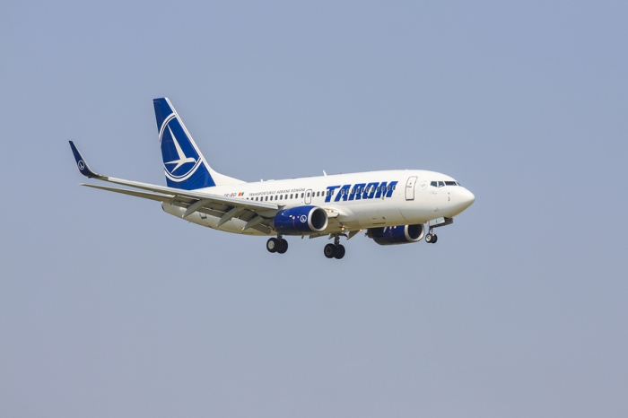 Tarom Airliner