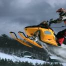 טיול אופנועי שלג מאורגן ברומניה